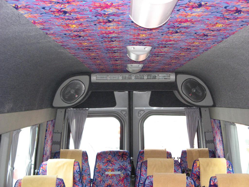 Кондиционер в микроавтобус своими руками 91